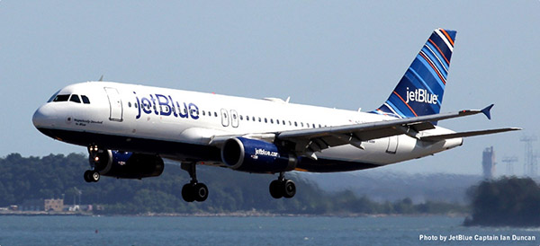 JetBlue Announces the Beginning of Operations from Quito's Mariscal Sucre Airport