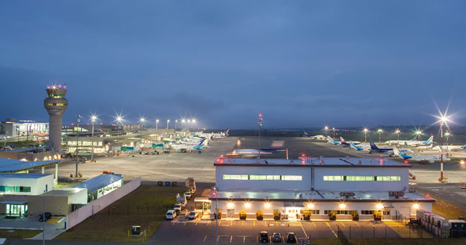 Quito International Airport wins second place in Latin America and the Caribbean