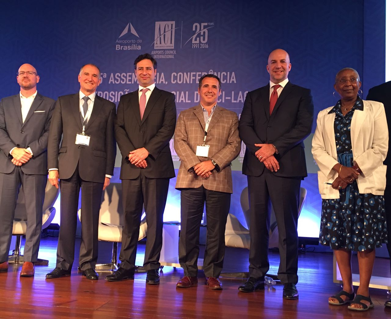 Quiport appointed First Vice President of ACI-LAC