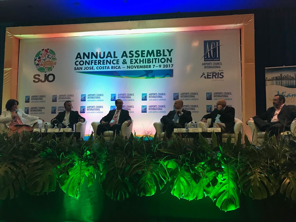 The General Assembly of the Airports Council International - Latin America & Caribbean successfully concluded
