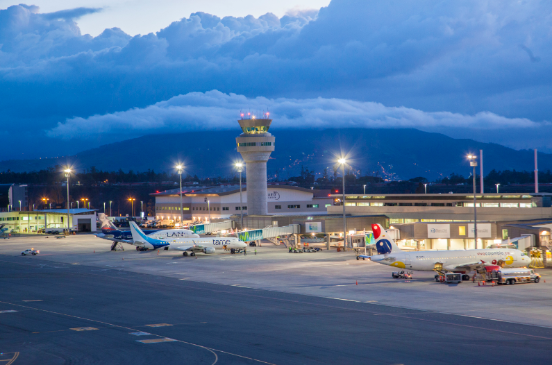 Quito Airport obtains third place in the region at the Airport Service Quality Awards