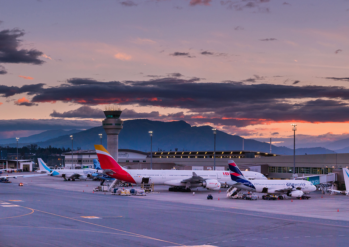 70 airlines gather in Quito to decide future of air travel in the Americas