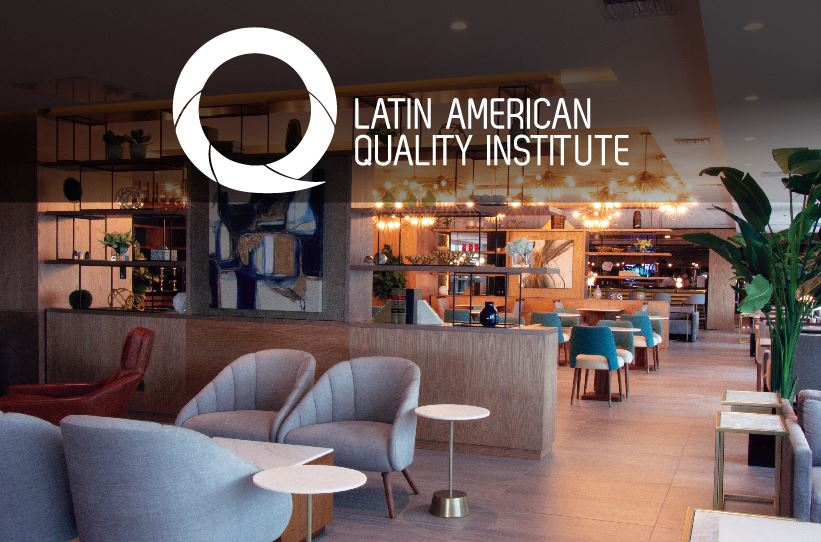 The Latin American Quality Institute Awards Prize to Quito Airport's VIP Lounges