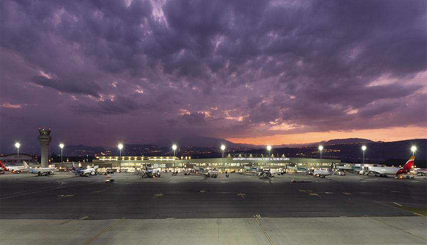 Quito International Airport Celebrates 6th Anniversary With A Positive Balance