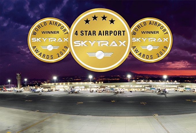 Quito Airport Wins Skytrax Awards for Quality of Service, Efficiency, Safety and Airport Staff