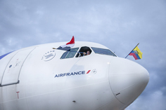 Air France Launches its Quito-Paris direct flight that will operate  three times every week