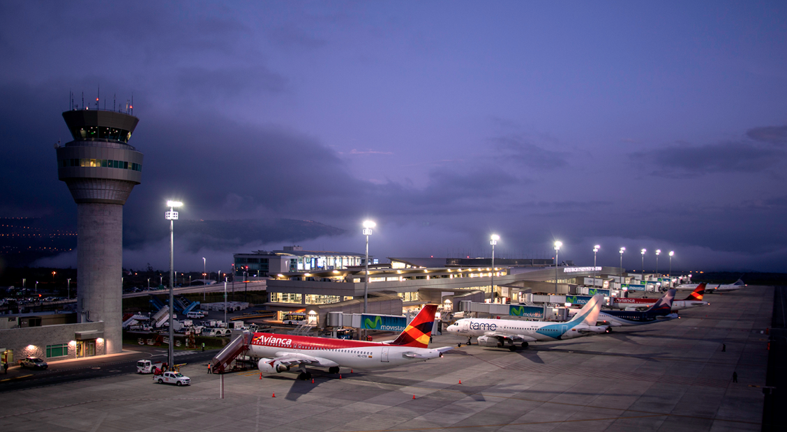 Quito International Airport continues to stand out worldwide