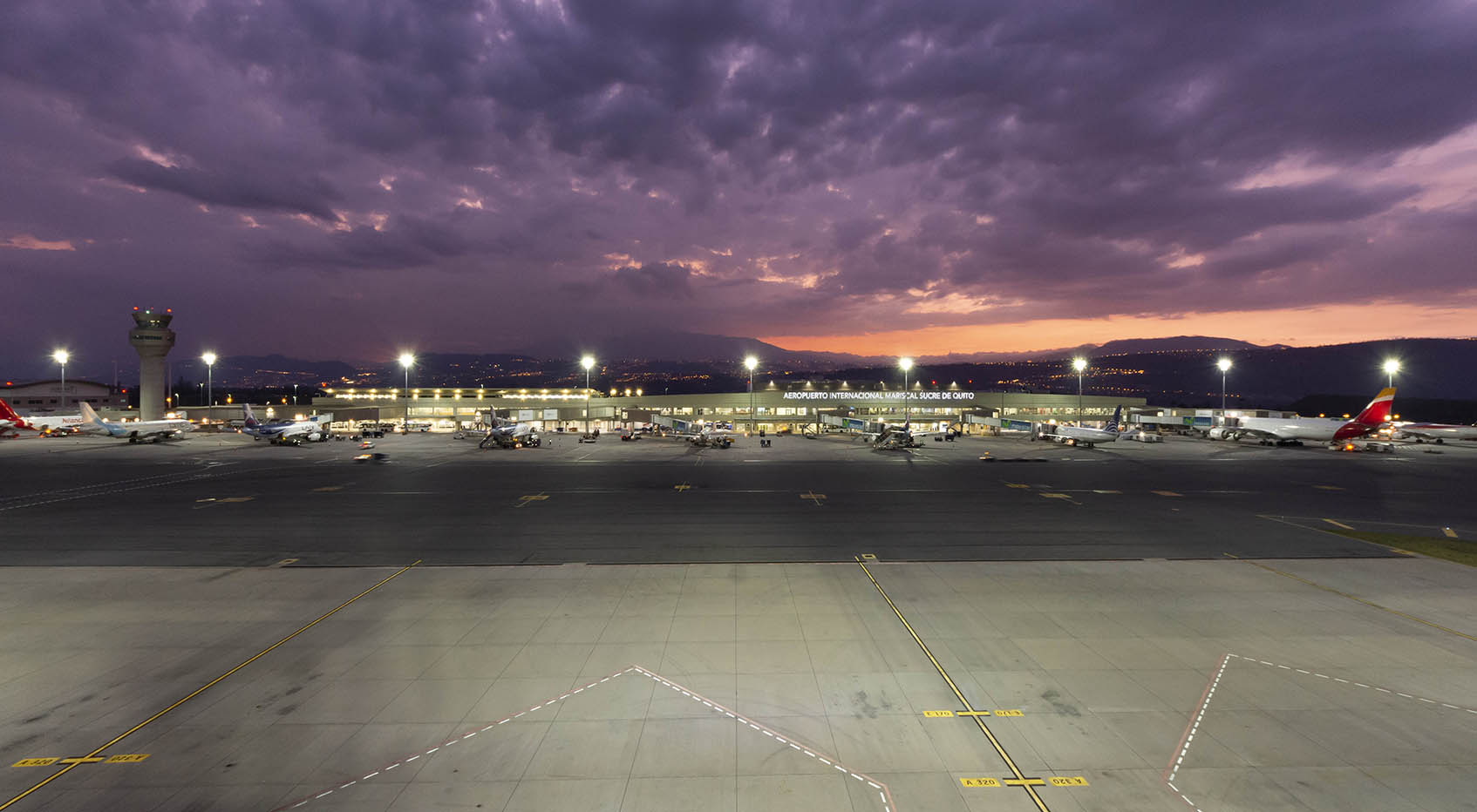 2019, a Record Year for Connectivity and enhanced services at Quito Mariscal Sucre Airport