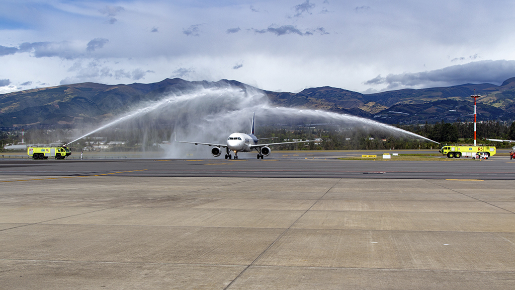 Quito resumes its connectivity with Lima thanks to LATAM